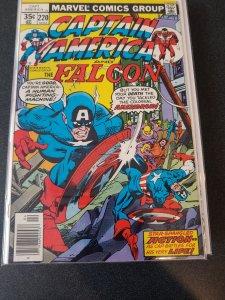 Captain America #220 (1978)