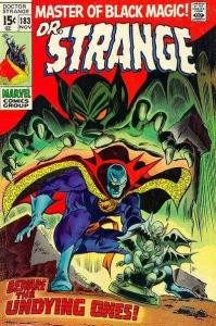 Doctor Strange (1968 series) #183, Fine (Stock photo)