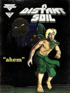 Distant Soil (1983 series) #5, Fine+ (Stock photo)