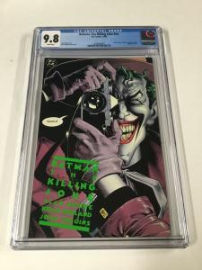 Batman The Killing Joke 1 NN Cgc 9.8 1st First Print Dc Comics 2030396003
