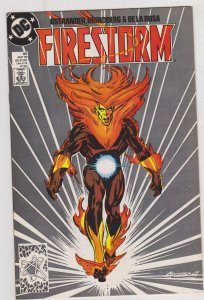 Firestorm, the Nuclear Man #85 (1989)