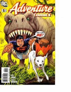 Lot Of 2 DC Comics Super Powers #1 and Adventure Comics #6 JB4