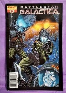 Greg Pak New BATTLESTAR GALACTICA #5 - 12 A Covers Nigel Raynor (Dynamite, 2007)