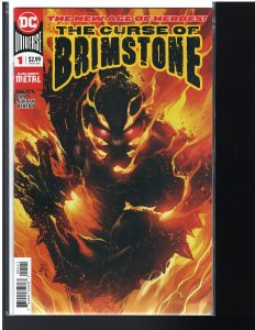 Curse of Brimstone #1 (DC, 2018)