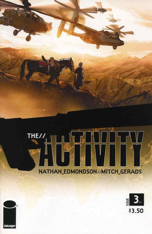 Activity, The #3 VF/NM; Image | save on shipping - details inside