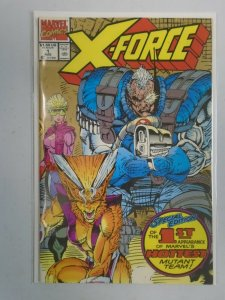 X-Force #1 2nd Printing NM (1991 1st Series)