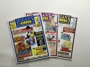 Hogan's Alley 3 5 6 Magazine Lot Near Mint- Nm- 9.2 Illustration House