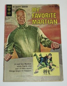 My Favorite Martian #1 1964 Silver Age Gold Key Comics VG/FN