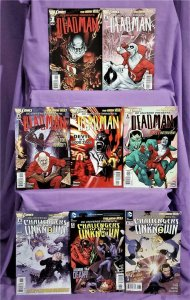 DC New 52 DC UNIVERSE PRESENTS #1 - 8 Deadman Challengers of Unknown (DC, 2011)!