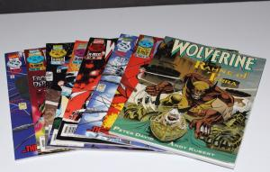 Mixed Lot of 8- WOLVERINE COMICS  ~ VERY FINE + (SRU114)