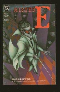 DC Comics Mister E #1 (1991)