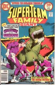 SUPER TEAM FAMILY 8 VF-NM Jan. 1976 COMICS BOOK