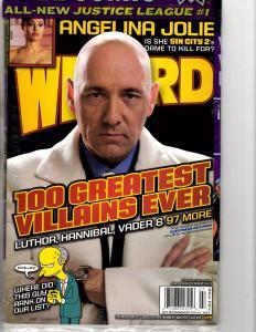 Lot Of 7 Wizard Comic Book Magazines # 177 Mega Movie 175 178 179 180 181 GM5