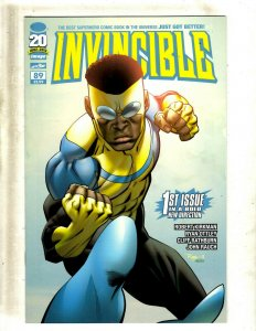 Lot Of 10 Invincible Image Comic Books # 89 90 91 92 93 94 95 96 97 98 Kirkm RP4