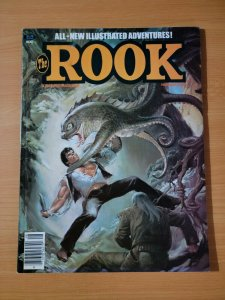 The Rook Magazine #4 ~ NEAR MINT NM ~ 1980 Warren Comics