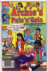 Archie's Pals 'n' Gals   #203 FN