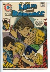 Love and Romance #24 1975-Charlton-rare final issue-high grade-VF