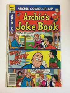 ARCHIES JOKE BOOK (1954-1982)254 VF-NM Mar 1979 COMICS BOOK