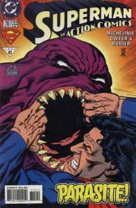 ACTION COMICS (1938 DC Comics) #715 NM