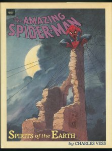 Amazing Spiderman: Spirits of the Earth Hard Cover GN / NM  /  1990