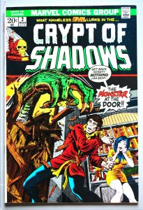 Crypt of Shadows  (1973 Series)  #2  F  Actual Photo
