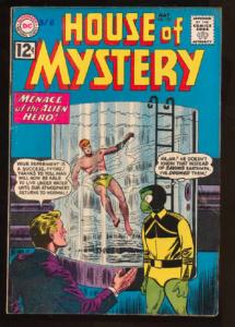 House of Mystery (1951 series) #122, VG+ (Actual scan)