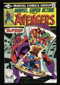 Marvel Super Action #17 High Grade!