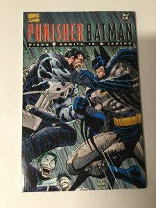 Punisher/Batman: Deadly Knights Nm Near Mint Marvel Dc