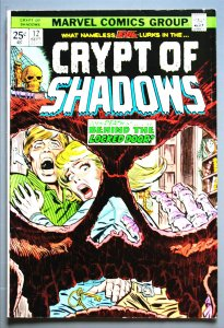 Crypt of Shadows  (1973 Series)  #12  F+ Actual Photo