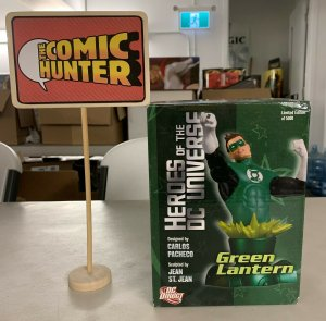 Heroes of the DC Universe Green Lantern Carlos Pacheco Bust