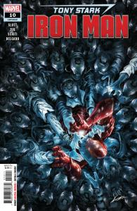Tony Stark Iron Man #10 (Marvel, 2019) NM