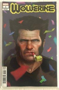 Wolverine #1 RAHZZAH Party Variant Dawn of X