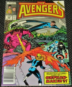 The Avengers #299 (1989)