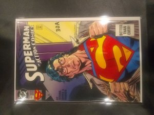 Superman In Action Comics #692