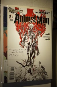 Animal Man 4th Print #1