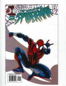 Amazing Spider-Man  Sensational Spider-Man Comic  Lot of  4 books  Marvel
