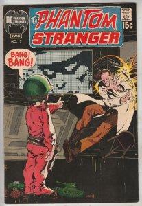 Phantom Stranger, The #13 (Jun-71) NM- High-Grade The Phantom Stranger