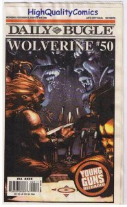 WOLVERINE / DAILY BUGLE, vs Sabretooth, Battle, 2006,NM