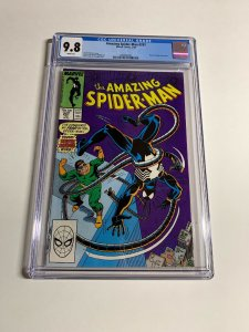 Amazing Spider-man 297 Cgc 9.8 White Pages Marvel