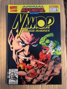Namor, The Sub-Mariner Annual #2 (1992)