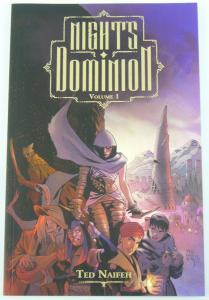 Night's Dominion TPB #1 VF/NM; Oni | save on shipping - details inside