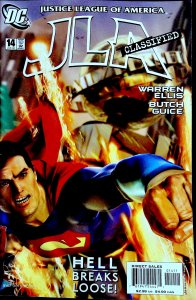 JLA: Classified #14 (2006)