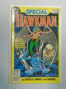 Hawkman Special #1 6.0 FN (1986)