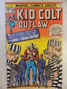 KID COLT # 198