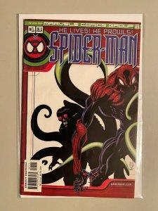 Marvels Comics Spider-Man #1 6.0 FN (2000)