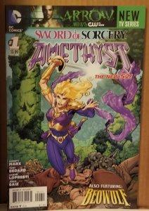 Sword of Sorcery #1 (2012)