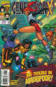 Generation X #53 VF/NM; Marvel | save on shipping - details inside