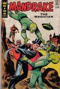 Mandrake the Magician (1966 series) #5, VF- (Stock photo)