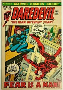 DAREDEVIL#90 FN+ 1972 MARVEL BRONZE AGE COMICS