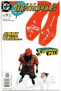 Superman Metropolis #7 (DC, 2003) VF/NM